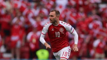 歐洲杯丹麥球員死裡逃生 醫生:他經歷了心臟驟停