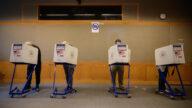 紐約市初選 華埠提前投票 票站冷清