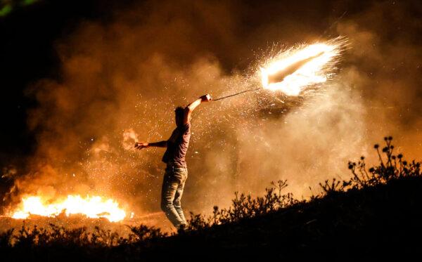 停火破局 以色列巴勒斯坦再爆衝突