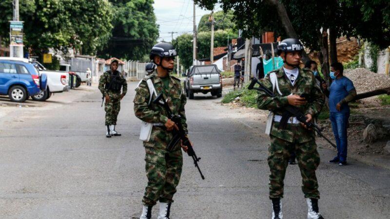 汽車炸彈襲擊 哥倫比亞軍事基地至少23傷(視頻)