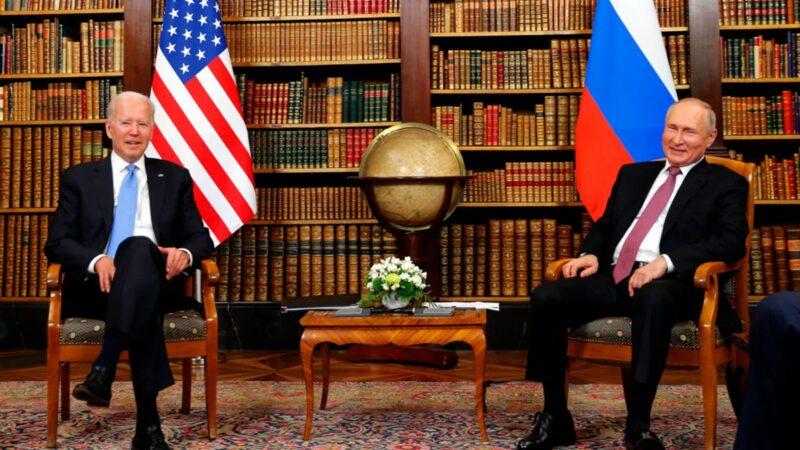 拜登与普京联合声明:减少冲突风险及核战威胁