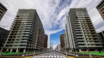 東京奧運村準備就緒 迎史上最特別奧運會