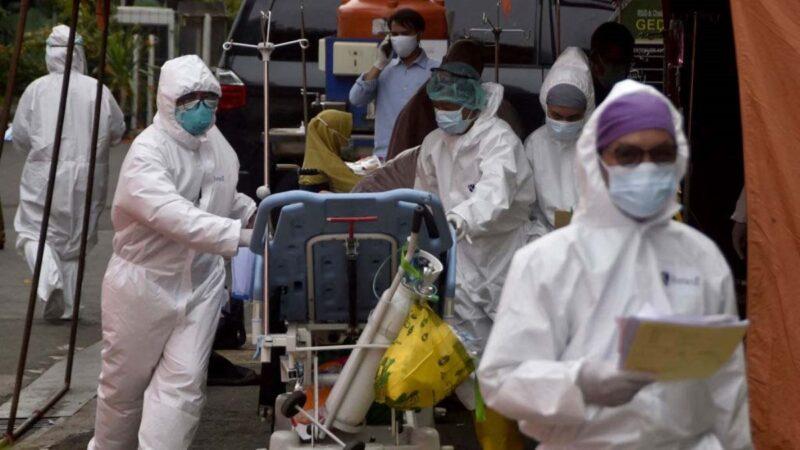 印尼月內26醫生染疫亡 至少10人接種過2劑中國疫苗