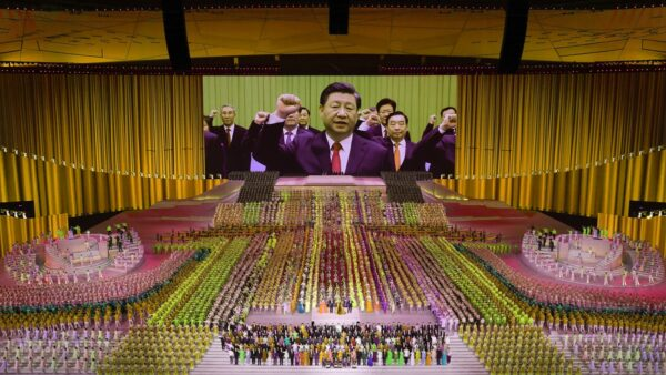 """中共党庆演出诡异提前 多名元老""""躺平"""""""
