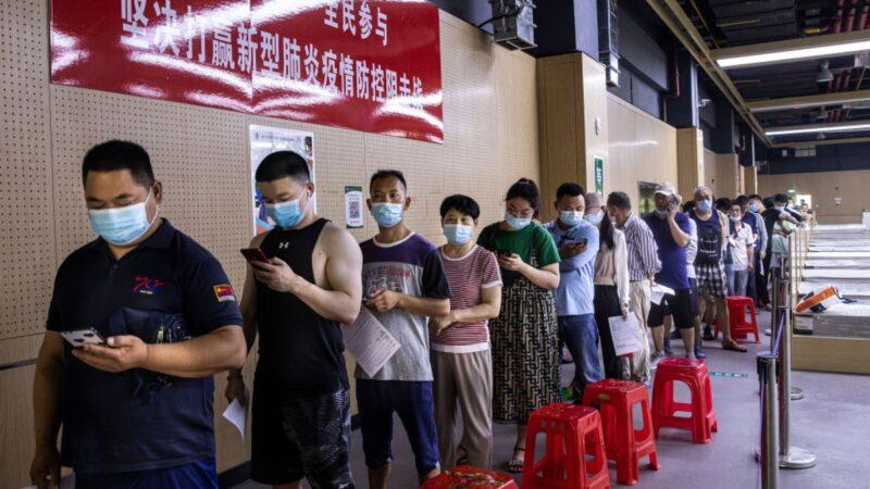 不打不让回家! 中国接种疫苗又转强制(视频)