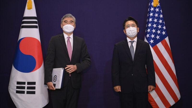 韩美考虑废除涉朝工作组 金与正发声