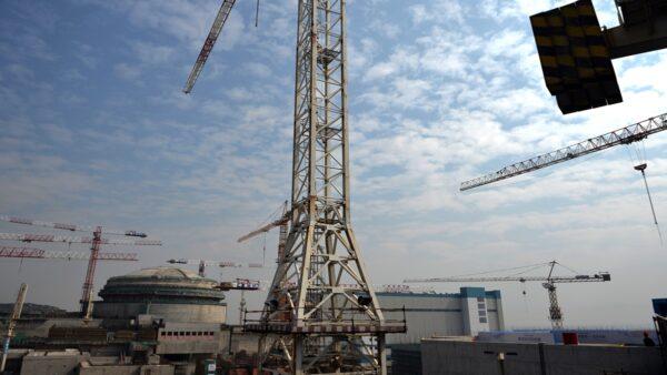 广东核电厂惊传核泄漏 当局不断修改数据避免关停