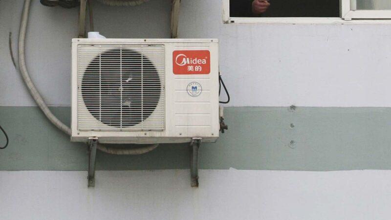 河南高校给留学生装空调 国内生抗议却只得绿豆汤