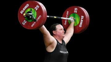 奧運會首例 變性舉重選手參賽引發爭議
