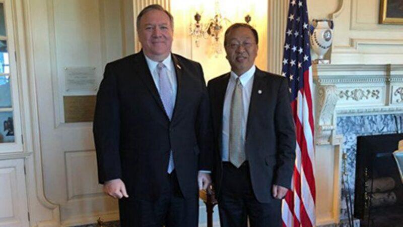 余茂春:川普對華政策在歐美延續 美掌握病毒洩露證據