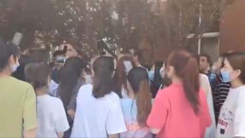6月学潮延烧 山西大学生抗议遭暴力镇压(视频)