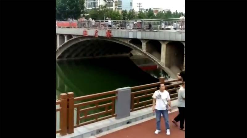 高考后厌世?河南考生酒后跳河4人溺亡(视频)