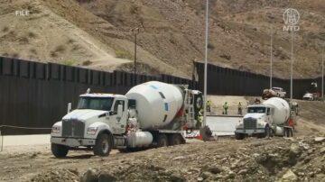 德州自建边境墙 拨款2.5亿美元首付款