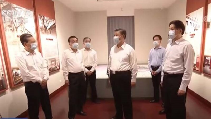 廣東疫情嚴重? 李希缺席北京兩次政治局活動