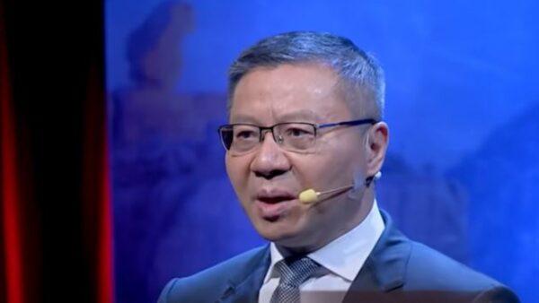 習近平請「反美專家」張維為給政治局上課 引發熱議