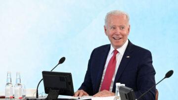 【直播】G7峰会结束 拜登召开记者会