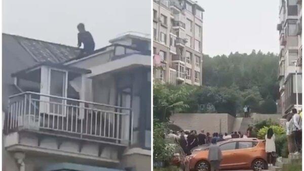 端午節慘案 大連男子砍殺多名家人(視頻)