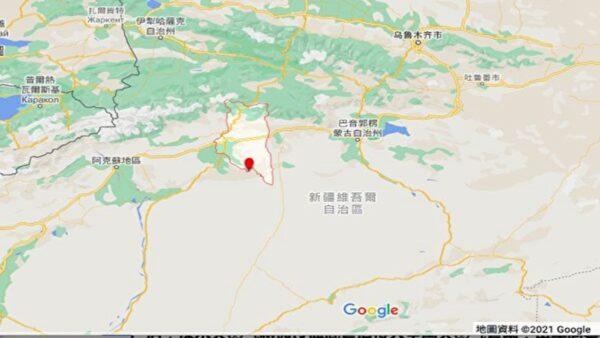 中共百年災難頻發 中國至少六省連發地震