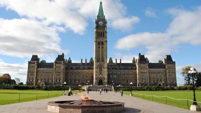 加拿大推動《加台關係架構法》 議會一讀通過
