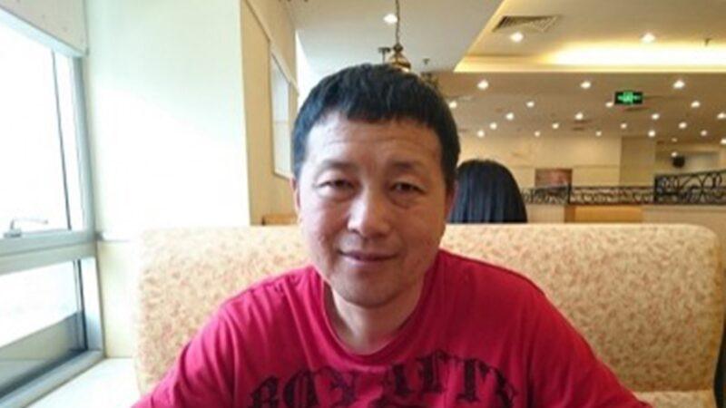 維權律師唐吉田赴日陪病重女兒 於福州機場遭攔截