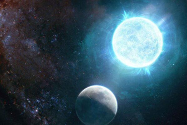 新发现奇异小白矮星 小如月球比太阳还重