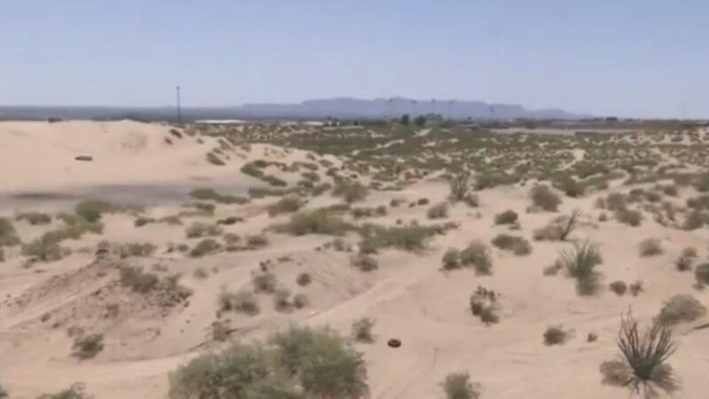 德州艾尔帕索沙漠地带爆枪响 已知1死5伤