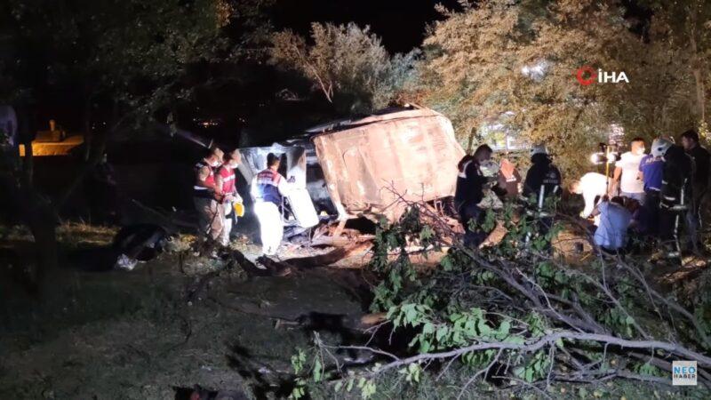 土耳其巴士坠落沟渠起火 至少12死26伤