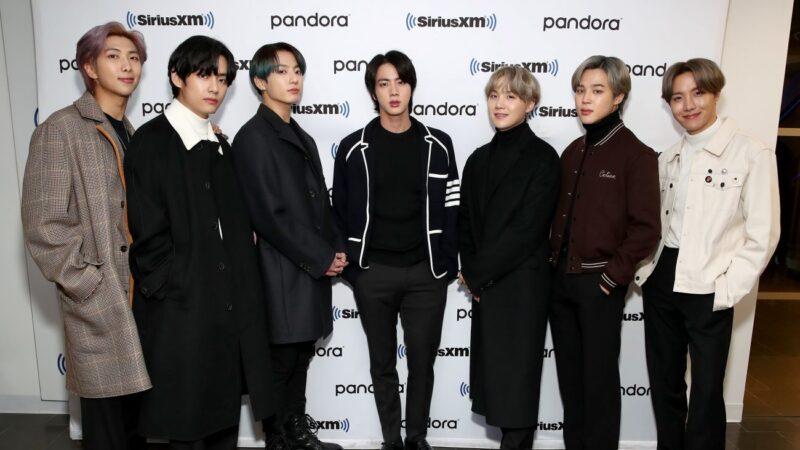 美國2021年中銷量 BTS摘數位冠亞軍 NCT也入榜