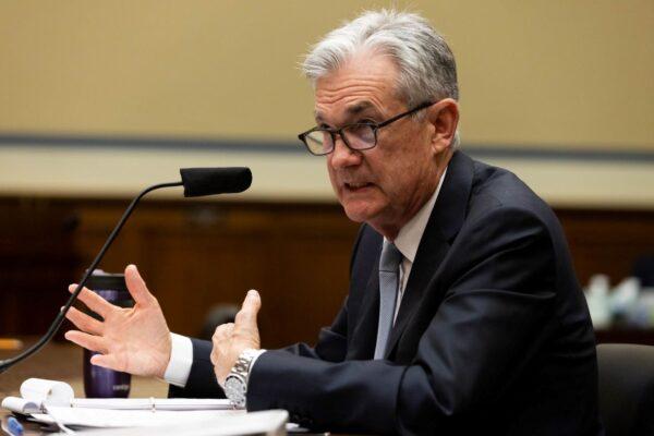美聯儲主席參眾兩院作證 通貨膨脹怎麼辦?