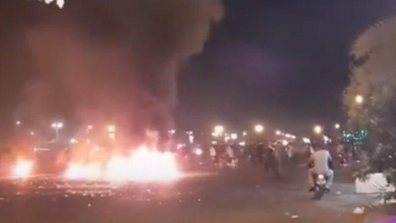 伊朗爆发缺水危机 愤怒民众上街抗议至少2死