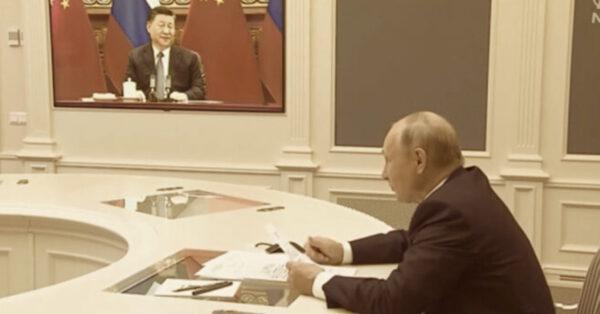 周晓辉:中俄条约早自动延长 新声明藏玄机