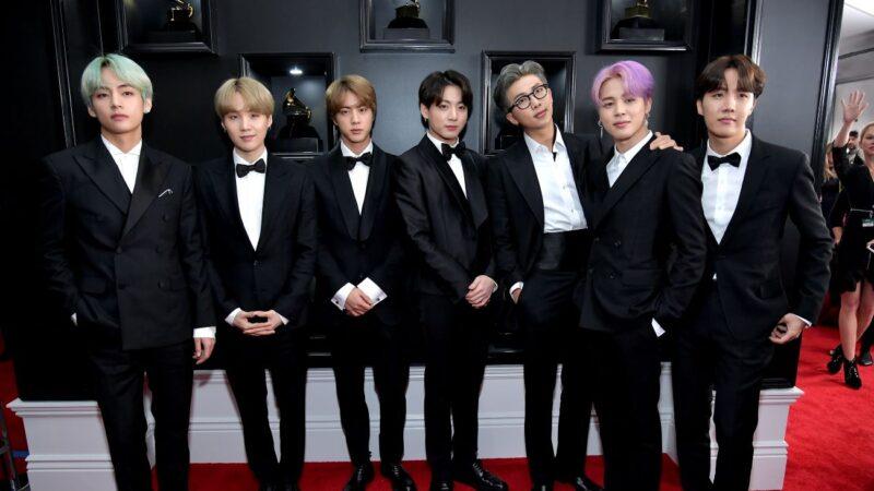 BTS擔任韓國總統特別大使 將出席聯合國大會