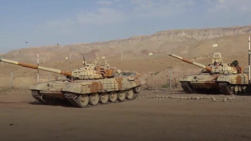 防塔利班侵犯 塔吉克30年來首度戰備檢查