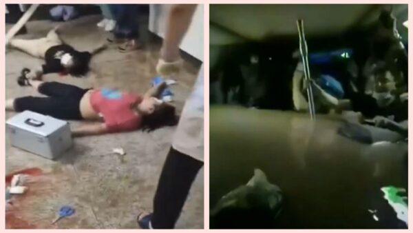 親屬講訴:鄭州地鐵9名遇難者失聯前最後一刻