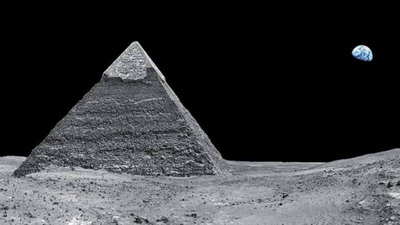 金星上发现了金字塔! 久远以前金星也存在生命?