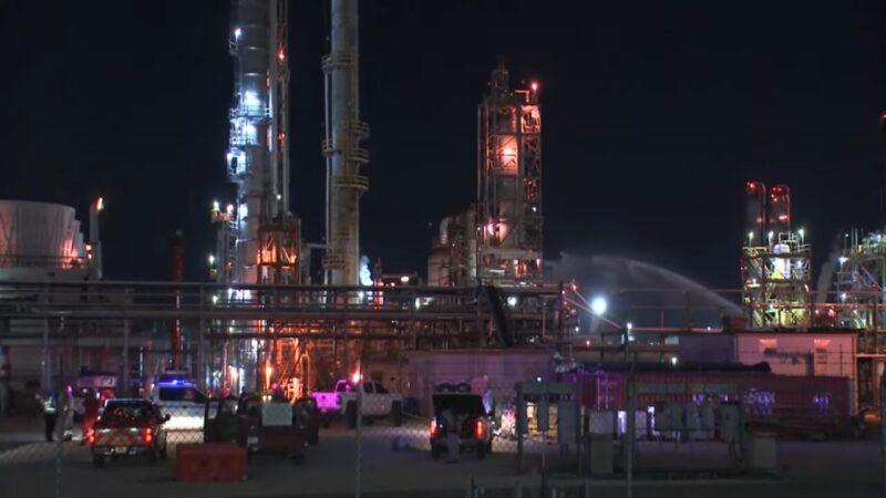 美國德州化學工廠酸液洩漏 2死30傷