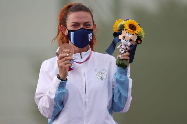 創奧運最小國得獎紀錄  聖馬力諾首獲獎牌