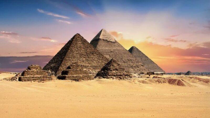 从金字塔看尽古代科技的高超