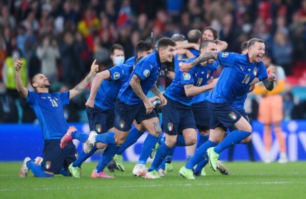 点球大战淘汰西班牙 意大利闯进欧洲杯决赛
