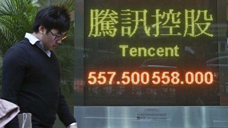 中国科企5个月蒸发逾8千亿美元 抛售潮恐持续