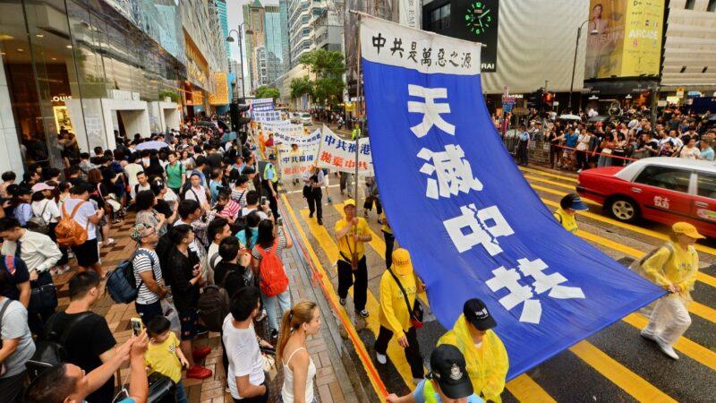 金言:北京百年黨慶暗藏哪些天機?