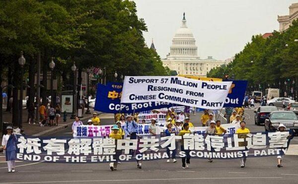 去年河北省法轮功698人次被绑架 10人被迫害离世