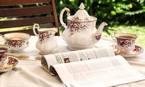 让品茶 成为生活中的美好片刻