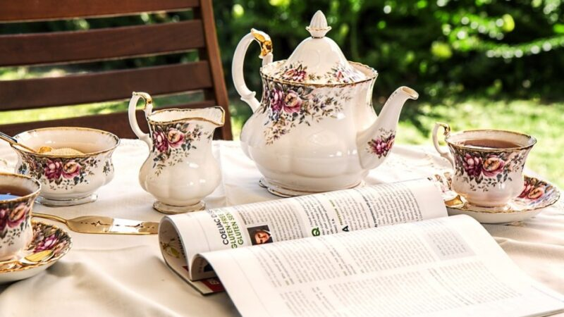 讓品茶 成為生活中的美好片刻