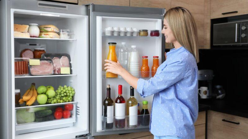 常用冰箱微波炉洗碗机 这些细节注意到了吗?