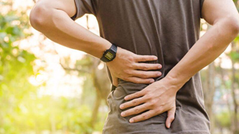 腰酸、腰痛可能是腎虛 提早保養預防腎臟病
