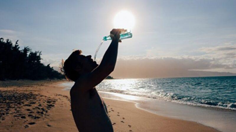 用这招看看你有没有脱水 几秒钟就知道
