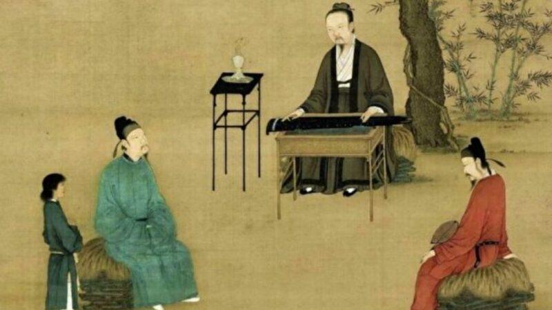 """""""让皇帝""""李宪通晓音律 听乐曲预知安史之乱"""