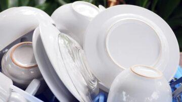 髒碗盤浸在水槽裡?專家:這等於在養細菌