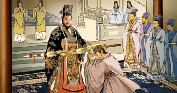 【忠义传】九死一生 不忘汉帝使命的张骞
